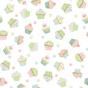 Baker's Dozen - Cupcake Toss