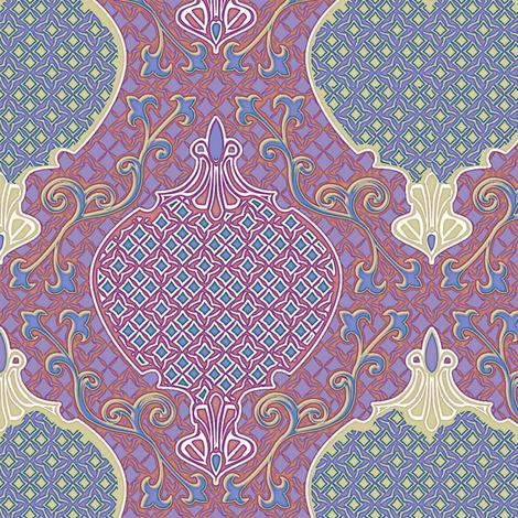 romano 19 fabric by glimmericks on Spoonflower - custom fabric