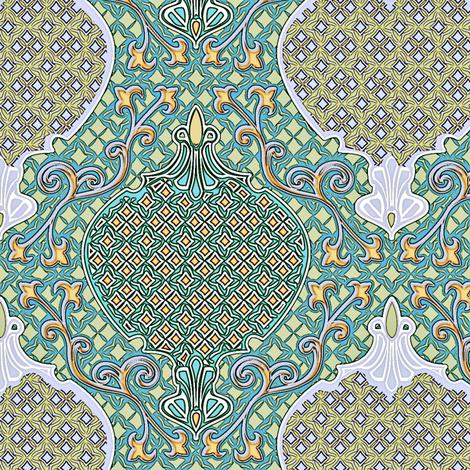 romano 20 fabric by glimmericks on Spoonflower - custom fabric