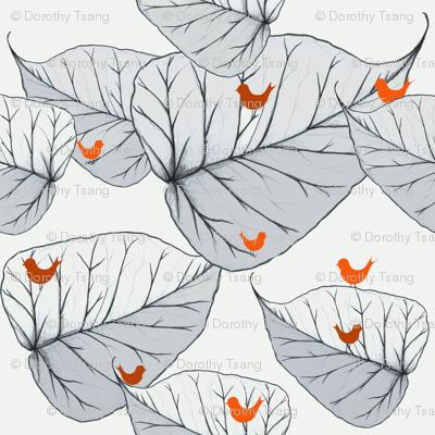 Leafs & Birds