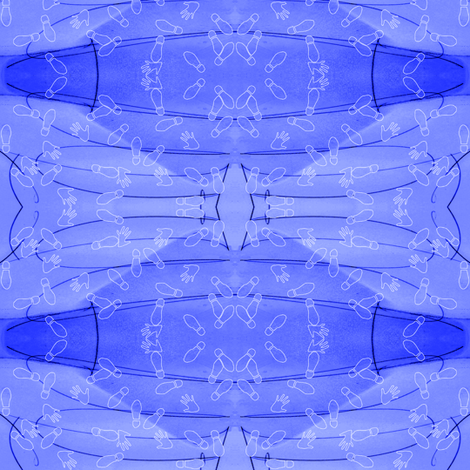 Twist Again Like You Did Last Summer! fabric by robin_rice on Spoonflower - custom fabric