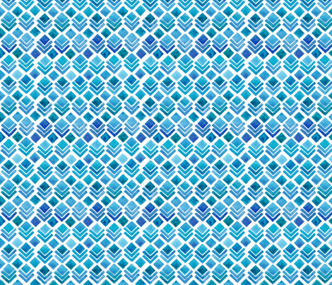 Ice House fabric by wildnotions on Spoonflower - custom fabric