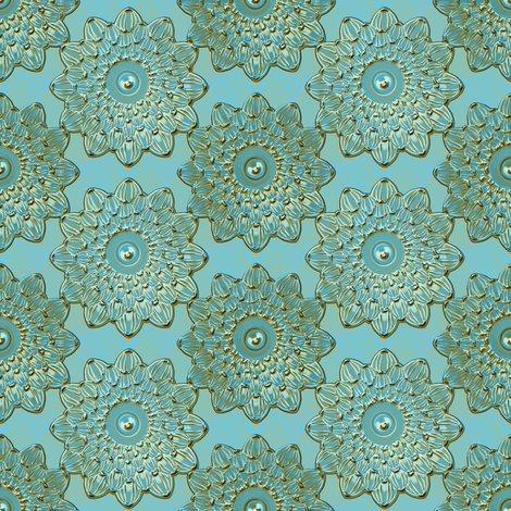Rrrmetallic_flower_gold_on_blue_wall_shop_preview