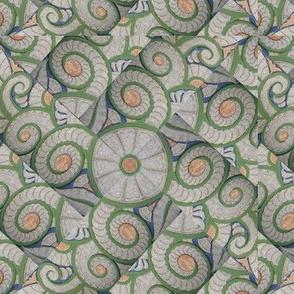 Art Deco Twirl