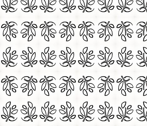 PICT0238 Matiesse like Leaves fabric by josephinefletcher on Spoonflower - custom fabric