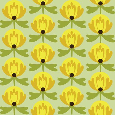 lilli_greek_sun fabric by lilliblomma on Spoonflower - custom fabric