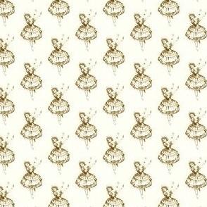 Tiny Victorian Dancers