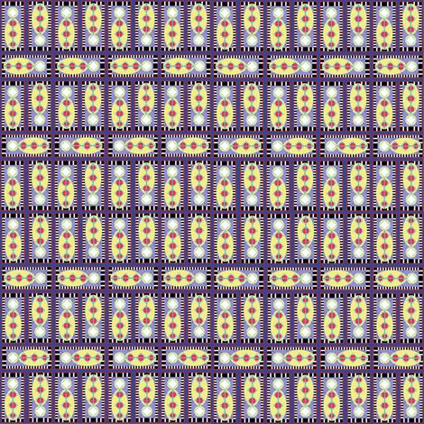 bug_me_-_navy fabric by maplewooddesignstudio on Spoonflower - custom fabric