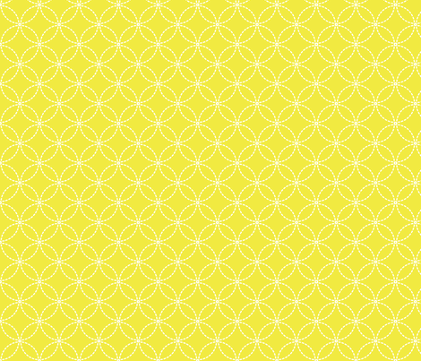 Cameo Nursery Dotty Dots fabric by natitys on Spoonflower - custom fabric