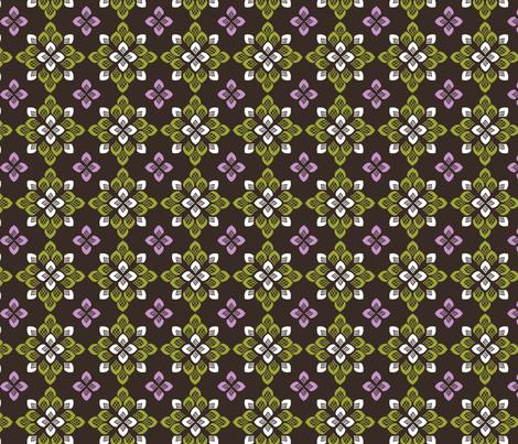 Sophie fabric by alisontauber on Spoonflower - custom fabric