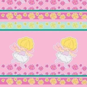 Flower Fairy mini