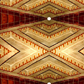 Cranbrook Ceiling Detailing with Tile