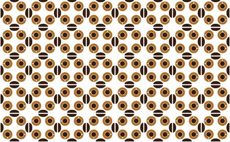 UMBELAS MOO 3 fabric by umbelas on Spoonflower - custom fabric