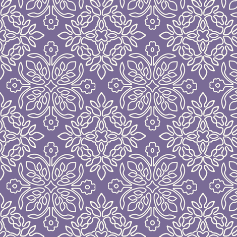 2papercuts-diagonal-outlines-PURPLE-ILLUSTR-sRGB fabric by mina on Spoonflower - custom fabric