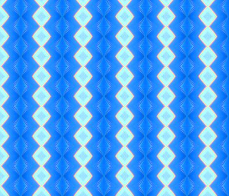 Edge of the Sky Diamonds fabric by robin_rice on Spoonflower - custom fabric