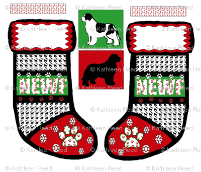 cut_and_sew_newf_Christmas_stocking