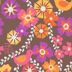 Bird Floral