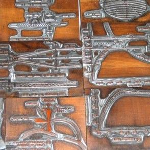 Engineering Print Plates