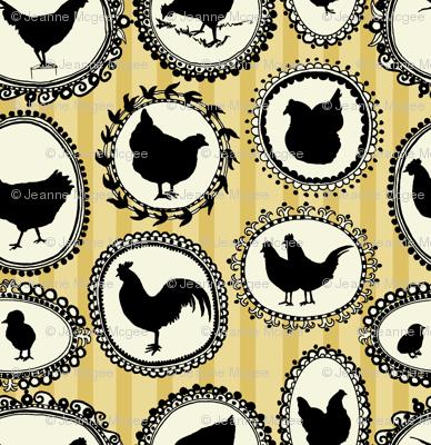 chicken cameos