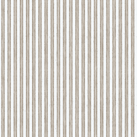 Faded French Stripe - Brown fabric by kristopherk on Spoonflower - custom fabric