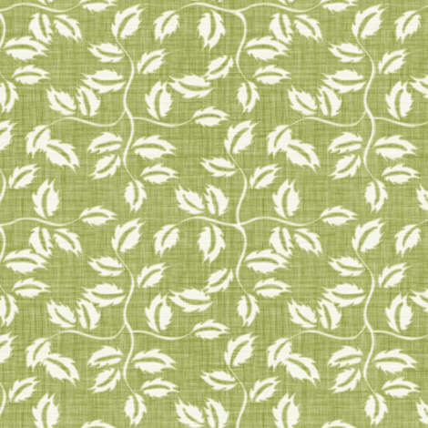 Faded French Rose Leaves - Green fabric by kristopherk on Spoonflower - custom fabric