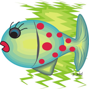 Whimsical Fish