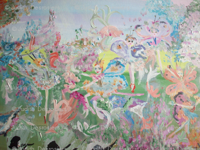 Butterfly ballet Reflectance