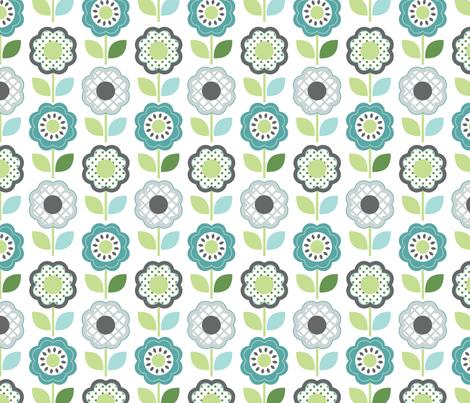 Retro Lounge 5 fabric by thepatternsocial on Spoonflower - custom fabric