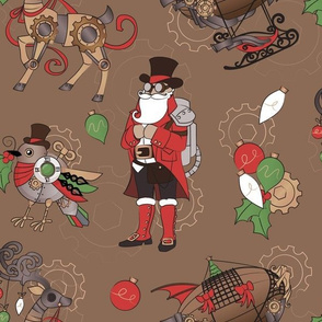 Steampunk Christmas