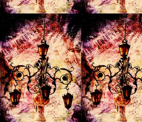 Plaza Light fabric by angelandspot on Spoonflower - custom fabric