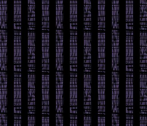 Purple Texture Stripe fabric by pond_ripple on Spoonflower - custom fabric