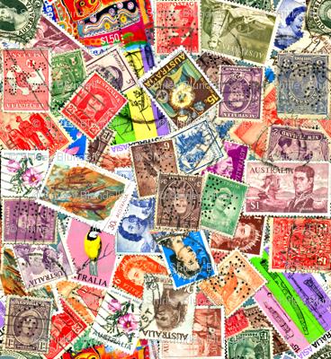 Stamps - Australia
