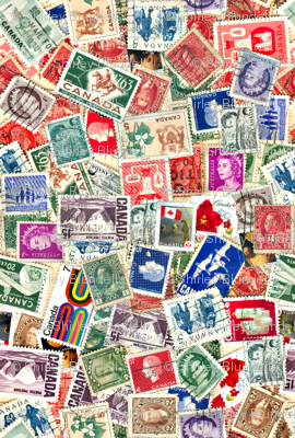 Stamps - Canada