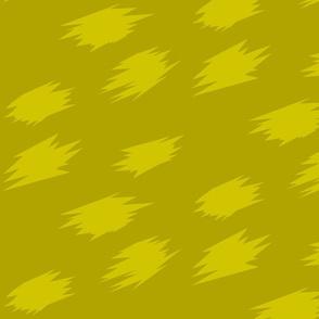 Stone Age Fur in Yellow