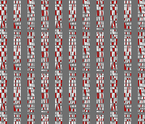 Stained Glass Stripe II fabric by pond_ripple on Spoonflower - custom fabric
