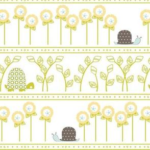 Flower Garden - Breathe