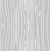 Wonky Woodgrain - Light Light Grey