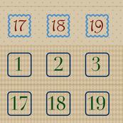Custom Calendar A