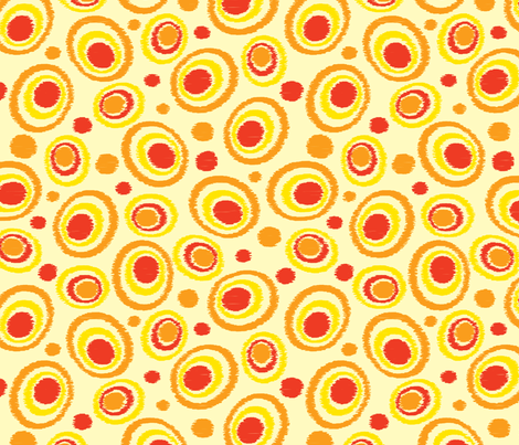 Bowling Alley Carpeting fabric by jennartdesigns on Spoonflower - custom fabric