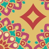 Modern Mandala - Brilliant