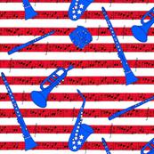 American flag veterans