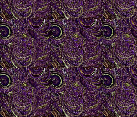 purplepurple-ed-ed fabric by esthers on Spoonflower - custom fabric