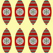 Snowflake Globes