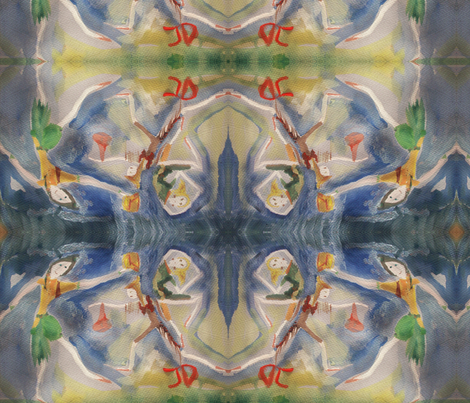 Material Monday fabric by myartself on Spoonflower - custom fabric