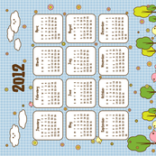 Kotori_2012_Calendar