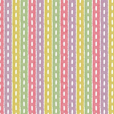 Grosgrain Ribbons - Vintage fabric by kristopherk on Spoonflower - custom fabric