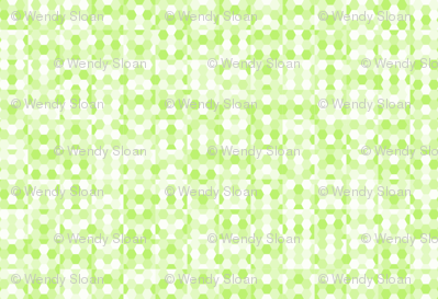 chirstmas_honeycomb_green