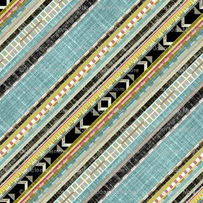 Southwest stripe diagonal