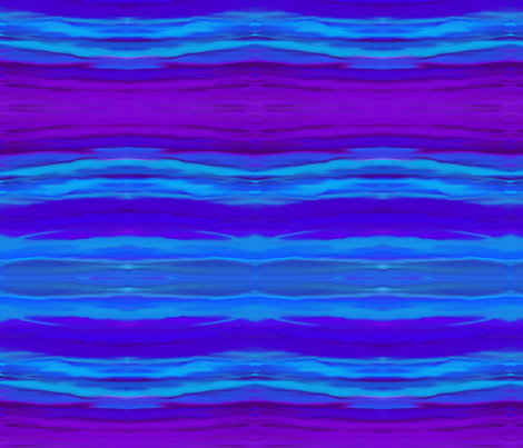 bluepurplecolorwash fabric by lerhyan on Spoonflower - custom fabric