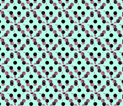 Black_and_pink_dots_on_mint_green_background_shop_preview